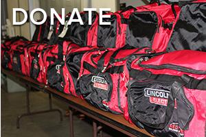 image of equipment donated at Ohio State Welding Engineering