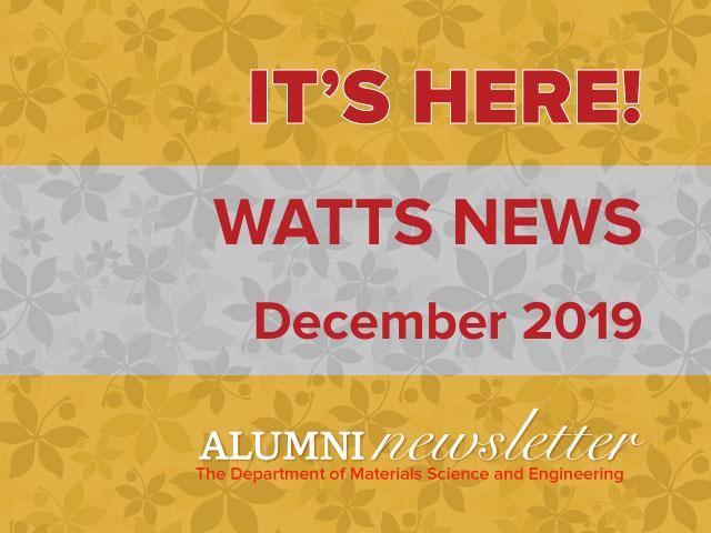 Watts News December 2019 graphic